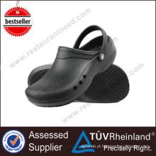 China Exportador Shinelong Superior Quality Cheap Chef Shoes