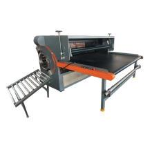 Automatic pocket spring mattress rolling machine