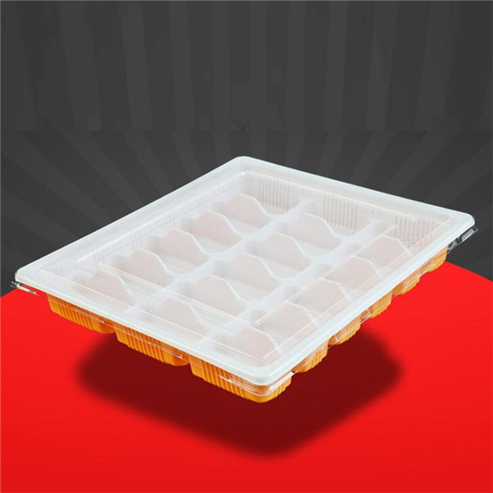 Plastic Dumplings PP Tray