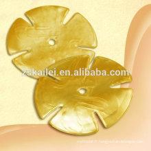 Masque de poitrine d'or corée