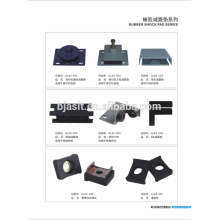 Elevator Rubber Shock Pad/elevator parts