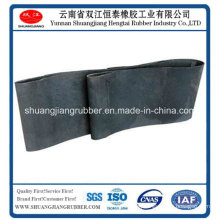 Flat Endless Rubber Conveyor Belt Polyester Belt