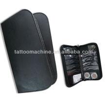 Perfect Brow Schablone Kit-Leder Tasche
