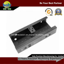 CNC Punching and CNC Bending Sheet Metal Part