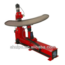 No Template Irregular Dished Head Folding Machine(tank end spinning machine)