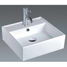 Salle de bain carrée Salle de lavage en céramique (7094A)