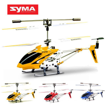 Original SYMA S107G 3CH Remote Control Helicopter Alloy Copter with Gyroscope Best Toys Gift RTF RC Airplane