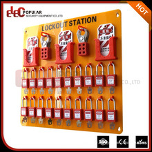 Elecpopular Direct Buy China 10 20 36 Pieces Safety Padlocks Combination Lockout Station