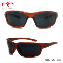 Handsome Men′s Plastic Sports Sunglasses (WSP508263)