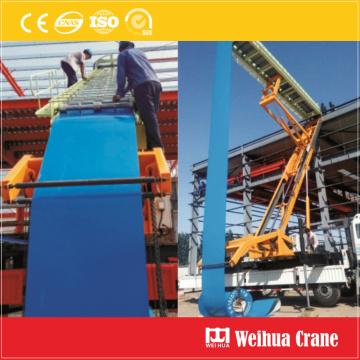 Roof Panel Truck Crane