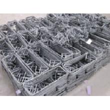 Stahldraht Bewehrung Steigbügel für Bau