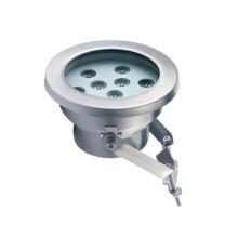 Lumière sous-marine à LED de haute qualité Technoogy 9W