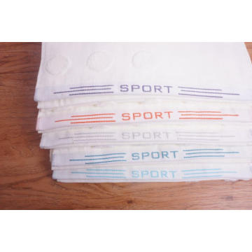 Kvalitet Broderad 100 Cotton Golf Handduk