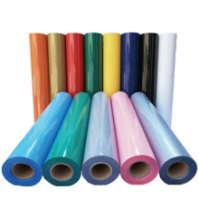 High Visibility Various Colors Self Adhesive Reflective Film  color reflective heat transfer film
