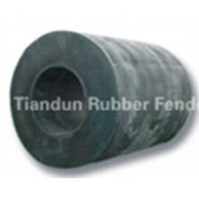 Cylindrical Rubber Fender / Marine Fender (TD-C500X250XL)