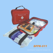 Home / Car / Outdoors First Aid Kit for Emergency (DFFK-011)