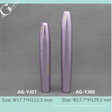 Tubos de aluminio vacíos de AG-YJ0708 AGPM envases cosméticos rimel