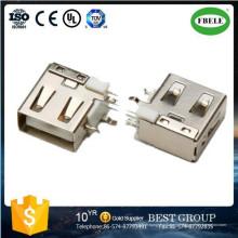 Разъем USB для подключения к водонепроницаемому разъему Разъем USB-разъема USB (FBELE)