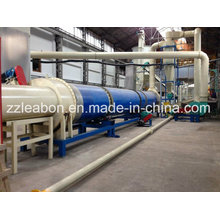 Ce Certificated Rice Husk Drum Drying Machine