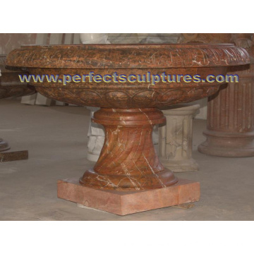 Garden Flower Planter for Stone Marble Carving (QFP340)