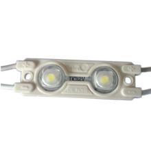 Светодиодные модули 160 градусов 5050SMD 2LEDs