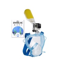 New Style Anti-Fog Snorkeling Mask Full Face