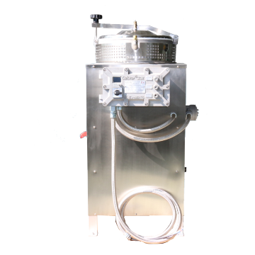 Laboratory dedicated small waste solvent recovery machine