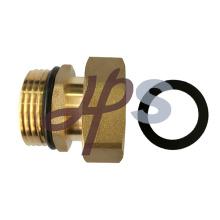 conector de união de latão para coletor de latão