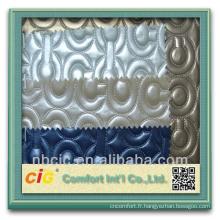 Vente chaude PU cuir PVC