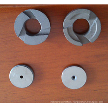 Customized Special Shape Nozzle Holder of Tungsten Carbide