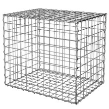 Galvanized welded gabion mesh Basket Price
