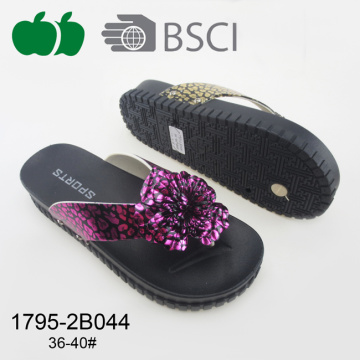 Top Selling Lady Beautiful Fashion Style Flip Flops