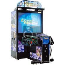 Машина для игры в аркады, аркадная машина для стрельбы (Ghost Squad)