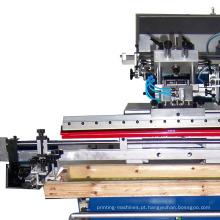 máquina de impressão de haste de peixe