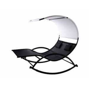Zero Gravity chaise rocking