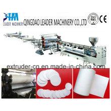 Tecnología de calendario High Smoothly PE Mirco Foam Sheet Machine
