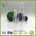 Spray empty clear plastic bottle 120ml for sale