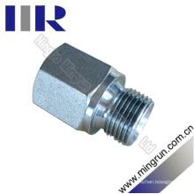 Bsp Female Hydraulic Adaptor Hydraulic Tube Connector (5ZB)
