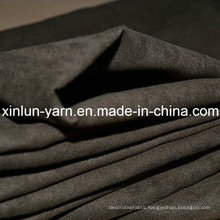100% Polyester Suede Jacket Fabric with High Quality