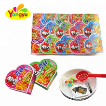Funny Surprise Box Mini Toy Candy With Tattoo China Toy Candy Factory