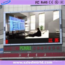Im Freien große LED-Bildschirm-Panel P8 SMD3535 Wide View