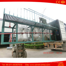 1t / D Palm Oil Refinery Palm Oil Refining Machine