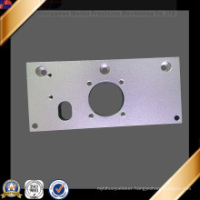 Clear Anodized CNC Machined Custom Manufacturing Mechanical Parts From Drawings