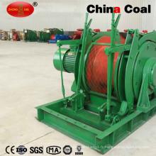 Treuil d'expédition électrique de levage de grue de levage anti-déflagrant d'extraction de charbon