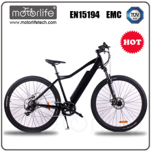 MOTORLIFE/OEM brand 2018 New 48V 500W electric bycicle