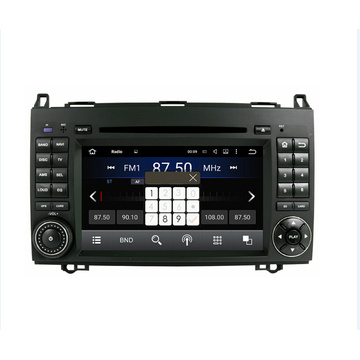 Bil Audio Systems GPS för Benz