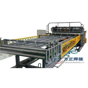Automatic Cage Fencing Mesh Making Line