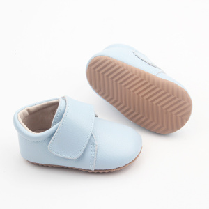 Mjukt gummi Babyskor Toddler Casual Shoes