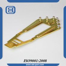 Quality Golden Bridge Tailpiece Guitar Parts