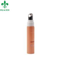 Tube de PE d'applicateur de massage de 10ml pour l'emballage de crème de gel d'oeil